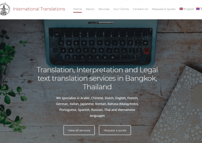 International Translations